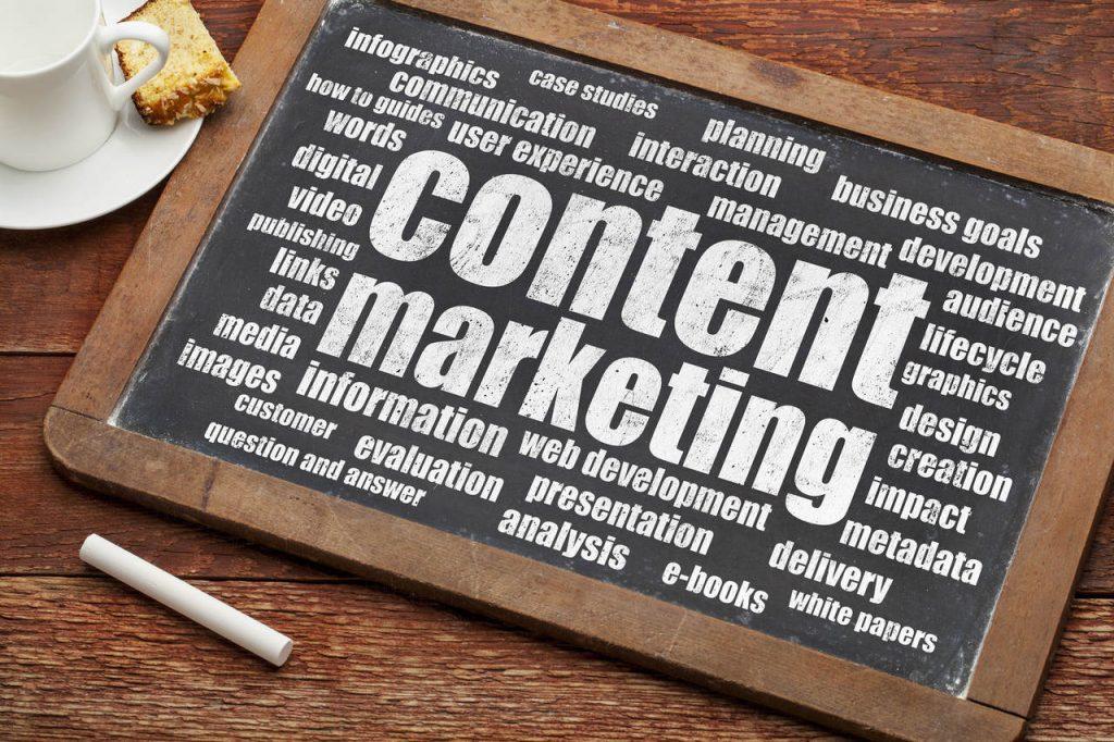 Essentials of content marketing.